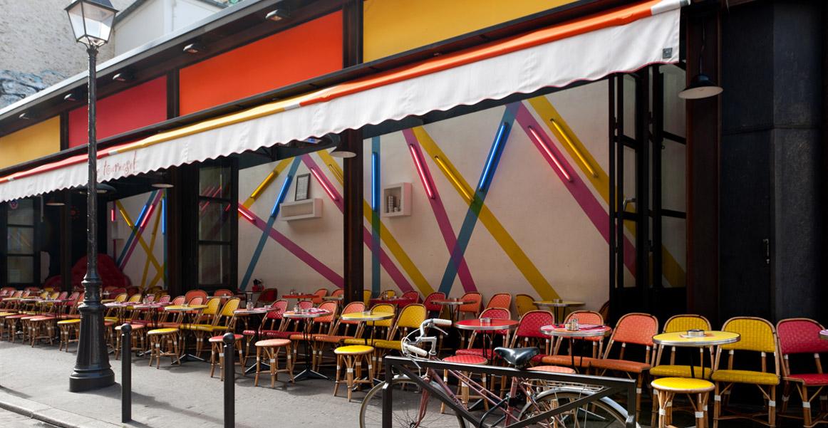 Cafe Odessa Paris